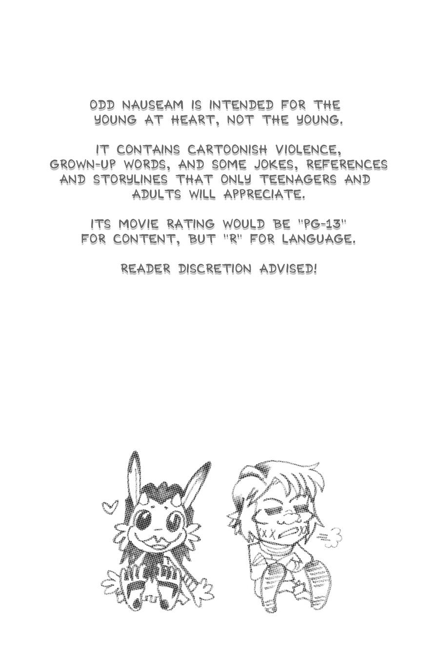 Warning! Notice! Read it!